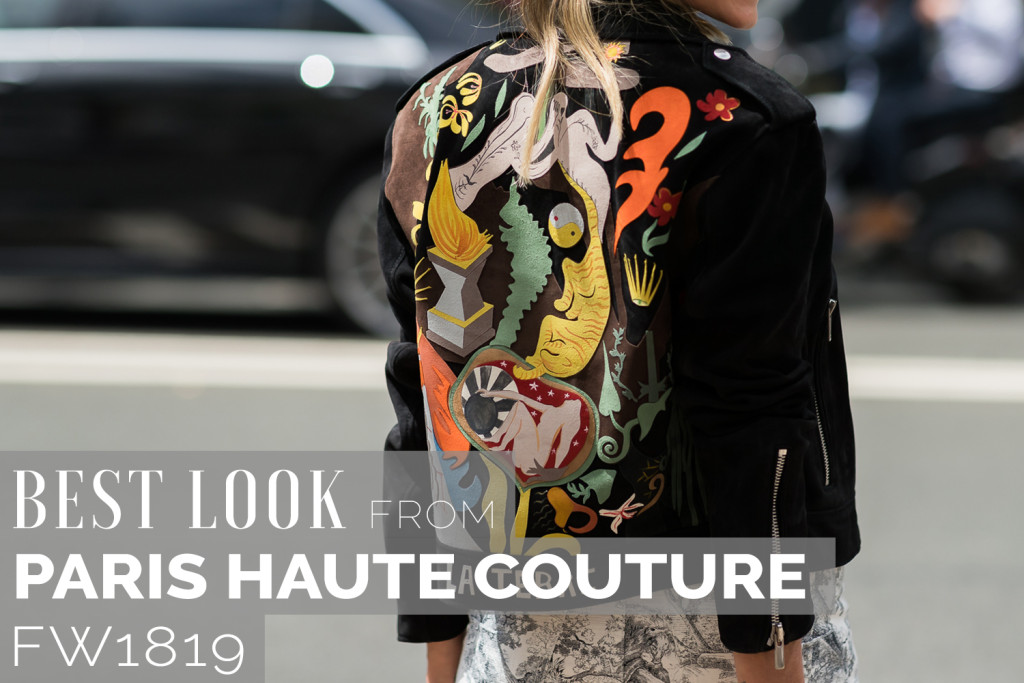 BEST LOOK PARIS HAUTE COUTURE