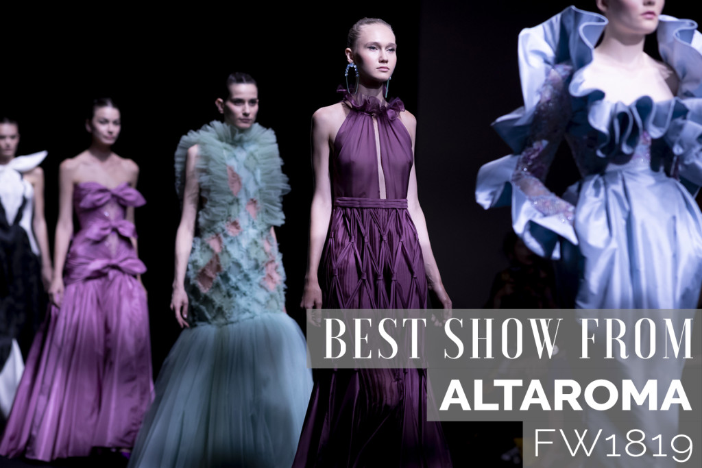 BEST SHOW FROM ALTAROMA