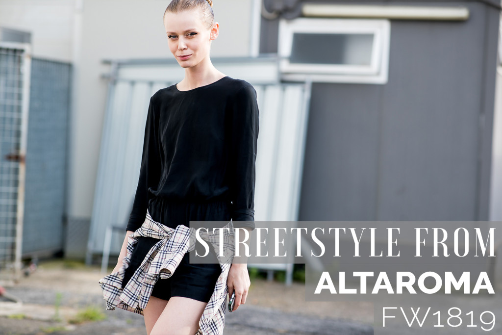 STREETSTYLE FROM ALTAROMA