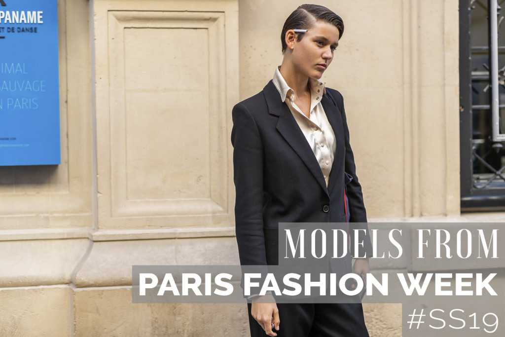 2m_Paris SS19 Donna models